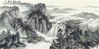 千山竞秀 by zhang shisen