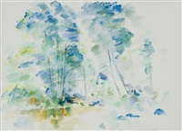 trees by juhani linnovaara