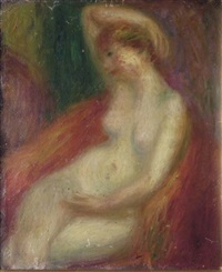 the communicant by ira glackens