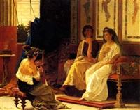 scena romana: concerto by giuseppe patti sciuti