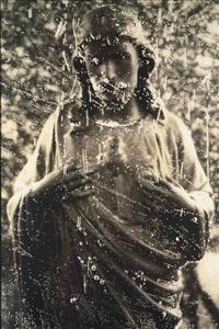 black jesus by andres serrano