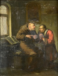 confession by egbert van heemskerck the elder