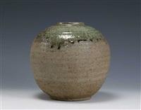 flower vase by kamoda shoji