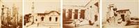 souvenirs d'égypte offerts à madame zoe garcin par la famille jules bleton d'alexandrie (album w/56 works) by henry cammas