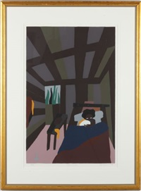 the birth of by jacob lawrence