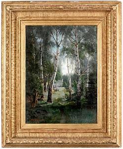 skogsglänta by alfred thörne