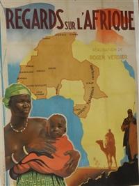 regards sur l'afrique by jacques bonneaud
