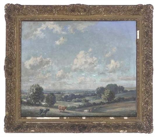 a summer day wittenham by max hofler