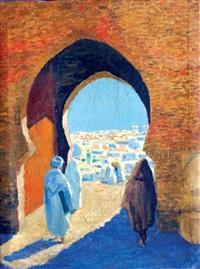 bab l'assa - tanger by mohamed ataalah