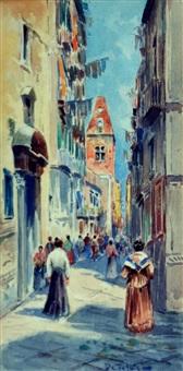 strada di città by fulvio tessitore