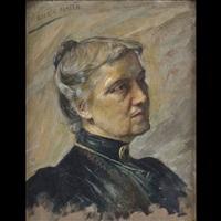 ritratto di anziana by alberto torres fuster