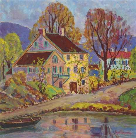 reflections by fern isabel coppedge