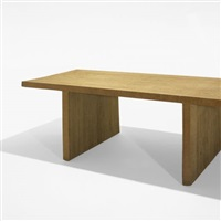 dining table by frank gehry