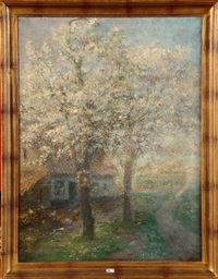printemps à heide kamlthout by frans mortelmans