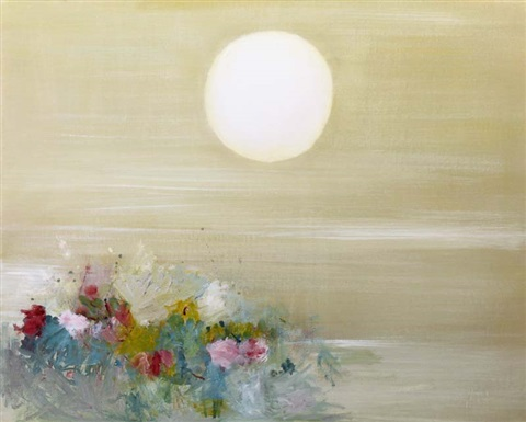 a linen moon by vera gaffney
