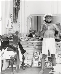 picasso, popeye by andré villers