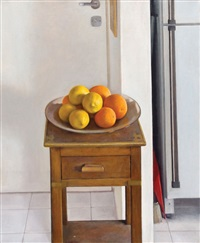 fruit in the room by ilan baruch