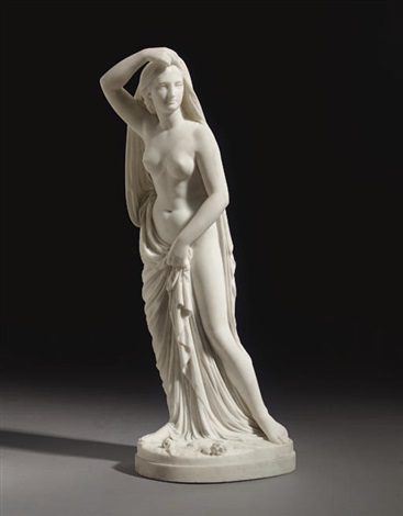 undine receiving her soul by chauncey bradley ives