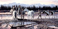 conference on cougar creek by larry zabel