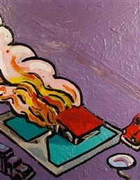 burger blaze by daniel w. freeman