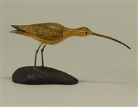 miniature curlew (influenced by crowell) by steven a. weaver
