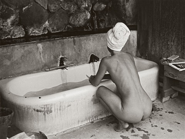 sulphur bath by ellen auerbach