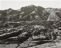 quarry roads, fremont peak, fremont county, colorado by robert adams