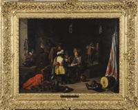 le corps de garde by thomas van apshoven