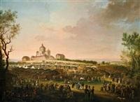 st. georgs jahrmarkt zu lemberg by joseph engerth
