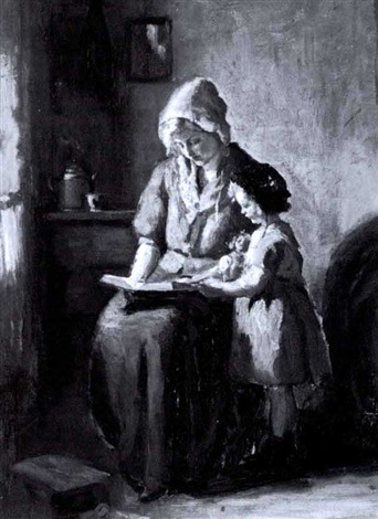 reading lesson by charles e waltensperger