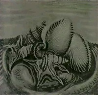 a collction of linocuts by isabel de bohun lockyer