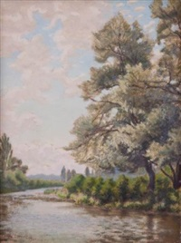 rivière by charles lacoste