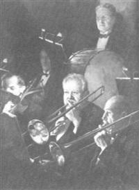 les trombones by rene raymond louis aubert
