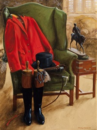 hunting kit ready by henry koehler