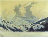 wintertag by max köcke-wichmann
