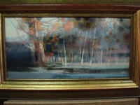 paysage by daniel gelis