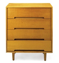 chest ( + dressing table; 2 works) by john & sylvia reid