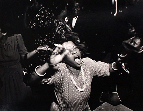 harlem dance club by weegee