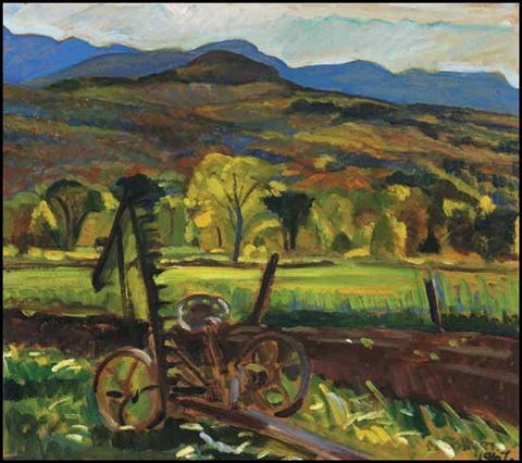 autumn near austin pq by nora frances elisabeth collyer