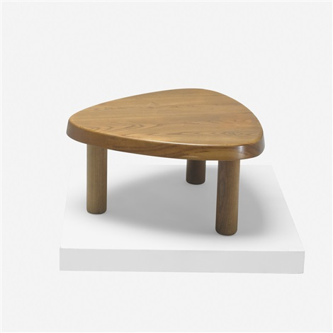 Excellent Coffee Table By Charlotte Perriand On Artnet Ocoug Best Dining Table And Chair Ideas Images Ocougorg