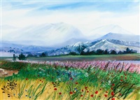 meadow magnificence by ann dunbar