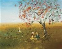 bush picnic by david boyd