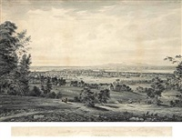 montreal from the mountain and the priests farm by james d. duncan
