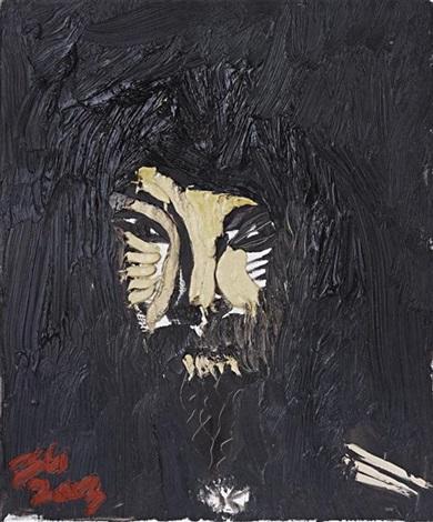 black catnose de dim de large by jonathan meese