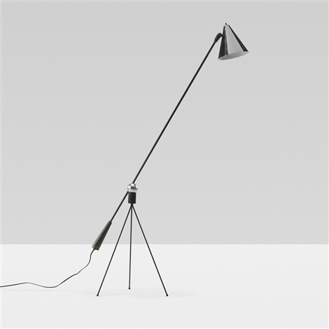 floor lamp by gilbert watrous