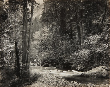 artwork by ansel adams