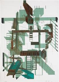 morphosis - 6th street residence (4 works) by thom mayne