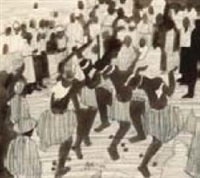 swazi dance by eugene labuschagne