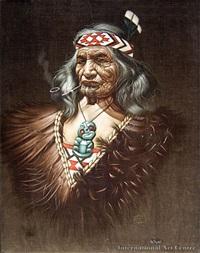 tawhaki by charles mcphee