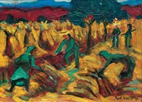 harvest by walter helbig